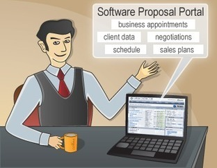 Software Proposal Creator With CRM functionality | Software Proposal Portal | Scoop.it