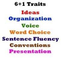 Educational Technology » 6+1 Writing Traits | 6-Traits Resources | Scoop.it