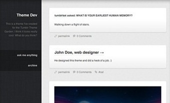 100 Best Free Tumblr Themes For Amazing Blogging Experience   Tumblr Themes   Scoop.it