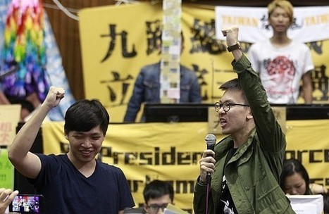 How Technology Revolutionized Taiwan's Sunflower Movement ...   Fotografia   Scoop.it