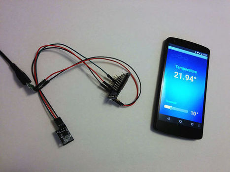 Temperature Monitor with ESP8266 - IoT | Arduino, Netduino, Rasperry Pi! | Scoop.it