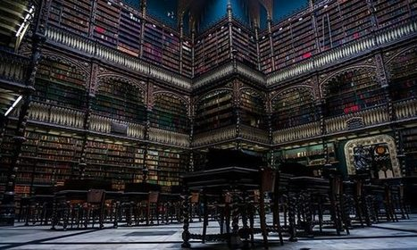 The Most Amazing Libraries In The World   school- and other libraries   Scoop.it