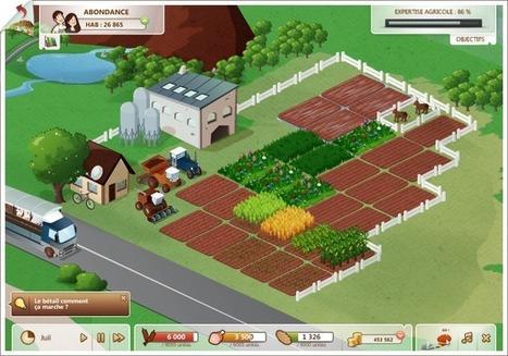 :: CAP ODYSSEY :Juego de la política agrícola común | Infraestructuras verdes | Scoop.it