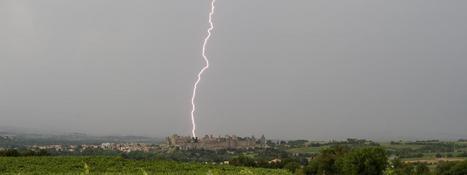 Météo : onze départements du Sud-Ouest en alerte orange aux orages | Mes Hautes-Pyrénées | Scoop.it