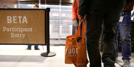 Les magasins automatisés rêvés d'Amazon   Retail' topic   Scoop.it