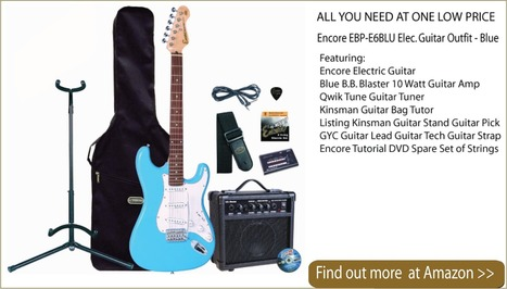 CGS Cheap Online Guitar Shop:Buy Guitars, Amps, Bags,Picks,Tuners Acoustic,Bass,Electric Guitars | The Sky View | Scoop.it