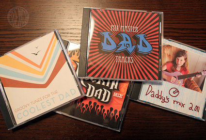 Mix Up Some Tunes for Dad This Father's Day | Alphamom | Crafty Crafts-all free | Scoop.it