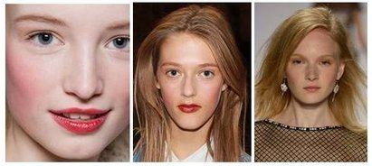 Fashion Week Trend Alert: Rosy Cheeks | Anti Aging News, Breakthroughs and Tips | Scoop.it