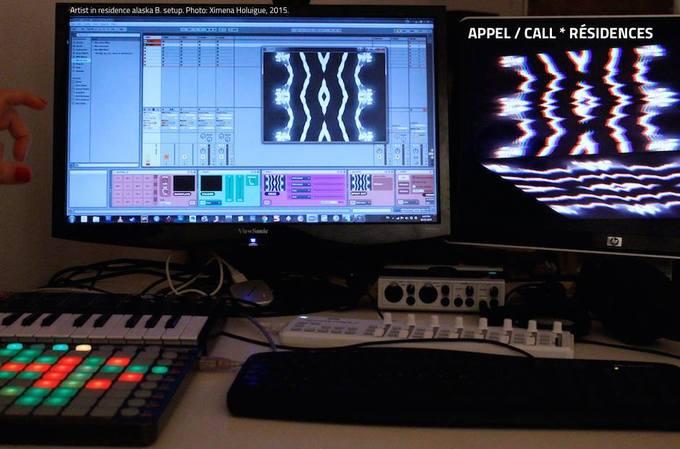 #Call - Appel résidences 2015-16   deadline 22.05.2014 /// StudioXX /// #mediaart