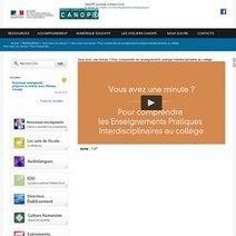 Numérique et EPI | Jeux educatifs | Scoop.it