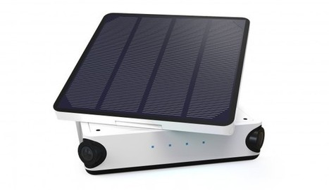 Enlaps Tikee, un boitier solaire pour photographier en time-lapse | Objets connectés, quantified self, TV connectée et domotique | Scoop.it