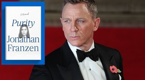 Showtime Picks Up Franzen's Purity with Daniel Craig Attached | Literature & Psychology | Scoop.it