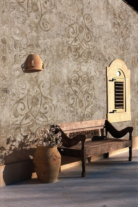 Wall & Decor | Outdoor Wallcovering | Design | What Surrounds You | Scoop.it