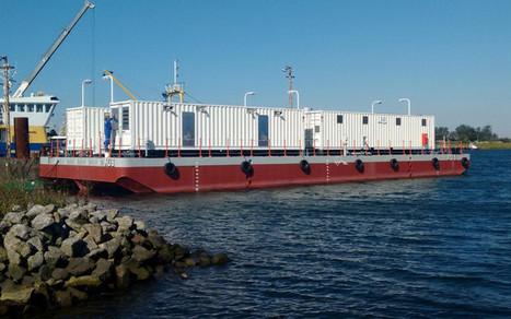 Nederland levert schip voor waterwinning aan Marokko | Nieuwsbrief Stichting Marokkanenbrug | Scoop.it