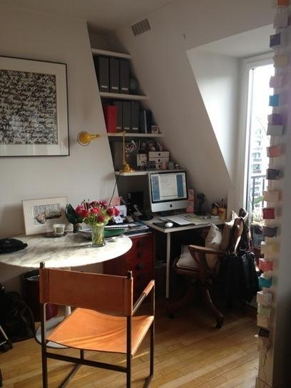Dans le bureau de Charlotte Paillieux | Brocooli | Scoop.it