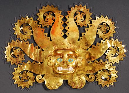 Les bijoux en or et argent du Pérou.   Les Incas du Pérou   Scoop.it