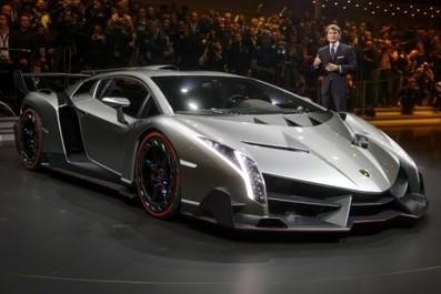 Lamborghini Confirms Veneno Roadster | World of automobile | Scoop.it