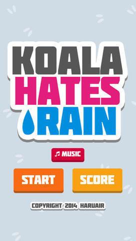 Koala Hates Rain for iOS - Cocoa Controls | iOS Development: Tools and Tips | Scoop.it