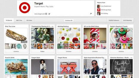 Retailers Seek Partners in Social Networks | Pinterest | Scoop.it