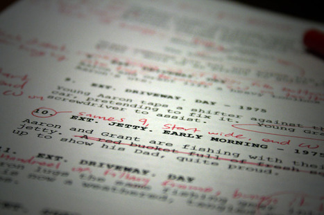 SCREENWRITING: Rewriting your Screenplay by Gordy Hoffman | Wolf and Dulci Links | Scoop.it