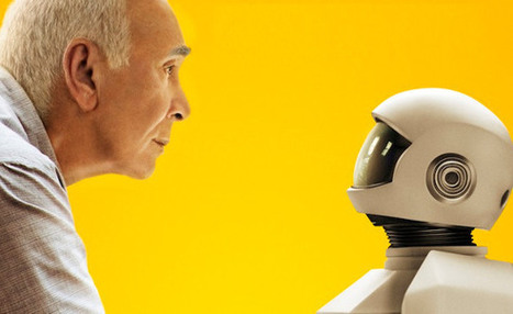 Will the elderly be taken care of by robots? | leapmind | Scoop.it