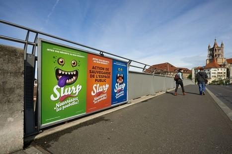 Transistor communication signe une campagne anti-littering de la Ville de Lausanne « Cominmag | L'expérience consommateurs dans l'efficience énergétique | Scoop.it