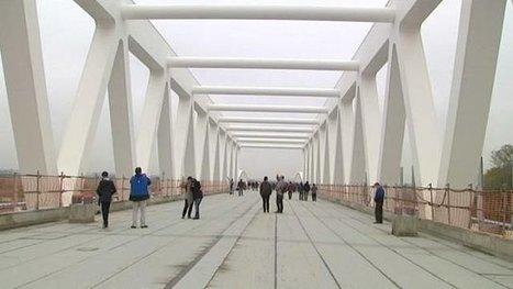 1.500 personnes visitent le chantier de la LGV à Gallargues-le ... - Francetv info | CNM | Scoop.it
