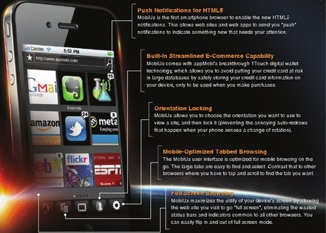 MobiUs Accelerates Mobile HTML5 Development, Aims to Kill Mobile Flash | UX Design | Scoop.it