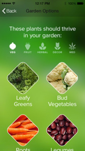 Does gardening now require a green phone? | Garden apps for mobile devices | Scoop.it