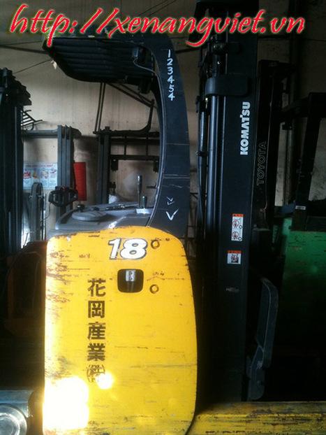 Xe nâng Komatsu 1.8 tấn | Xe Nâng Qua Sử Dụng | Scoop.it