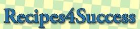 Recipes4Success - Graphic Organizer | My Curriculum Resources | Scoop.it