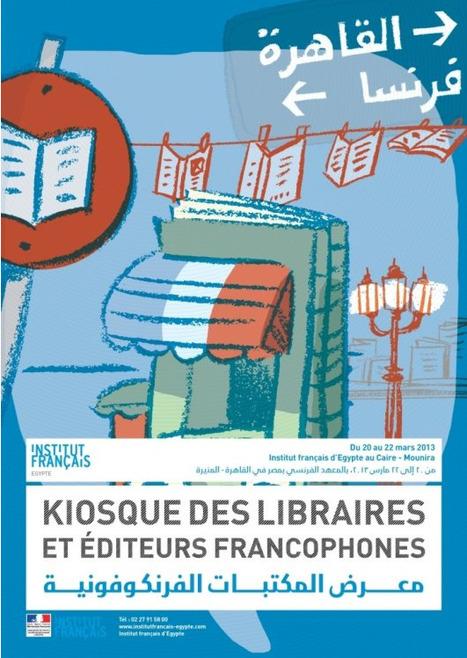 Kiosque des libraires et éditeurs francophones   Égypt-actus   Scoop.it
