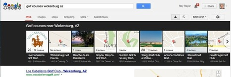 How to Trigger the Google Local Carousel | Local  Business Marketing | Scoop.it