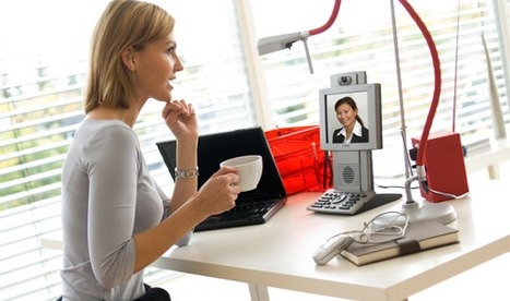 4 ways to Boost your Telecommuting Productivity | Technology in Business Today | Scoop.it