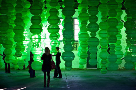 CHOI JEONG HWA | Contemporary Installation Artists | Scoop.it