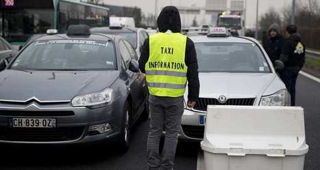 Quand Uber répond aux taxis | montagne innovation | Scoop.it