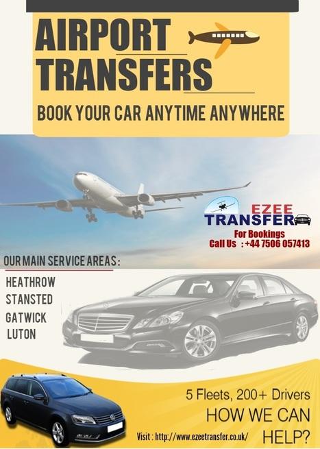 British Airport Transfer | Airport Transfers UK | Scoop.it