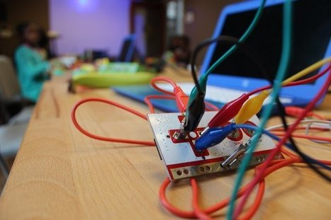 Tweet from @VolunteerBGCATL | Arduino Focus | Scoop.it