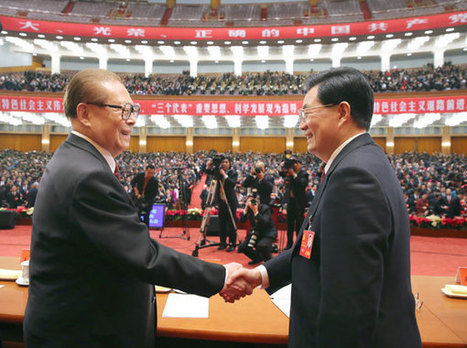Amendment fine-tunes nation's growth trajectory  Latest News  chinadaily.com.cn   China environment (climate policy)   Scoop.it