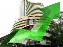Sensex up 322 Pts, nifty ends at 8434, tomororw stock market tips   Stock market nifty future call   Scoop.it
