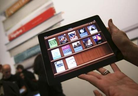 Ebook sales surge in Canada | Afterword | Arts | National Post | E-Books in the Digital Marketplace | Scoop.it