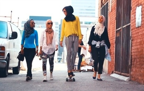 The Surprising Lessons of the 'Muslim Hipsters' Backlash | Human Geography | Scoop.it
