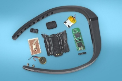 What's inside a fitness tracker, anyway? | Digital Health and Analog Wellness | Scoop.it