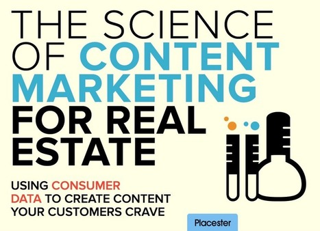 Infographic: The Science of Content Marketing for Real Estate | Caffeinated: Publishing, Self-publishing,  Marketing and Design. Or, Things That Interest Me | Scoop.it