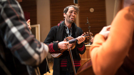 Andrew Bird: The Folksy Side Of An Inventive Star : NPR | tunes | Scoop.it