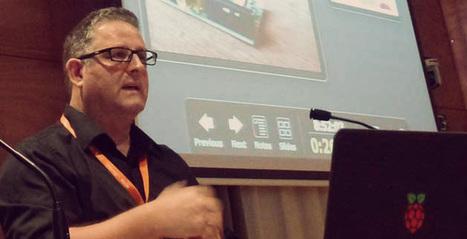 """Clive Beale: """"Nos limitamos a ser consumidores y debemos ser creadores""""   El Blog de Educación y TIC   Educación   Scoop.it"""