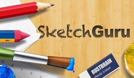 Sketch Guru, transforma tus fotos en bellos dibujos artísticos con esta app gratuita para Android | Educación con TIC | Scoop.it