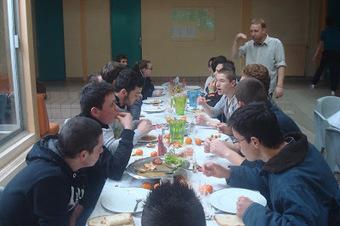 Blog de la MFR de Mortain: Repas de Noël   LES MFR DE LA MANCHE dans la presse et le Web   Scoop.it