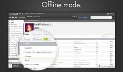 Deezer : un mode hors ligne pour les ordinateurs via une extension Chrome | Les Outils - Inspiration | Scoop.it