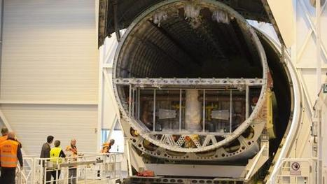 Airbus. Un nouveau hall pour le Beluga à Saint-Nazaire - Ouest-France | A300-600ST, outil économique essentiel dans  le développement mondial d'Airbus | Scoop.it